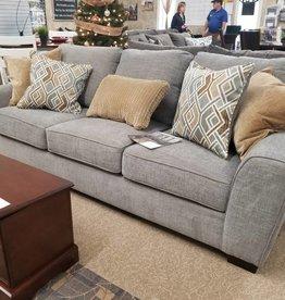 Lane Pompeii Silver Sofa