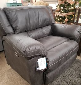 United Shiloh Granite Cuddler-Recliner (w/ power)