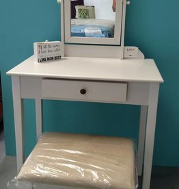 Crownmark Vanity - White