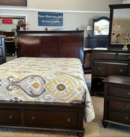 Crownmark Portsmouth Bed Queen