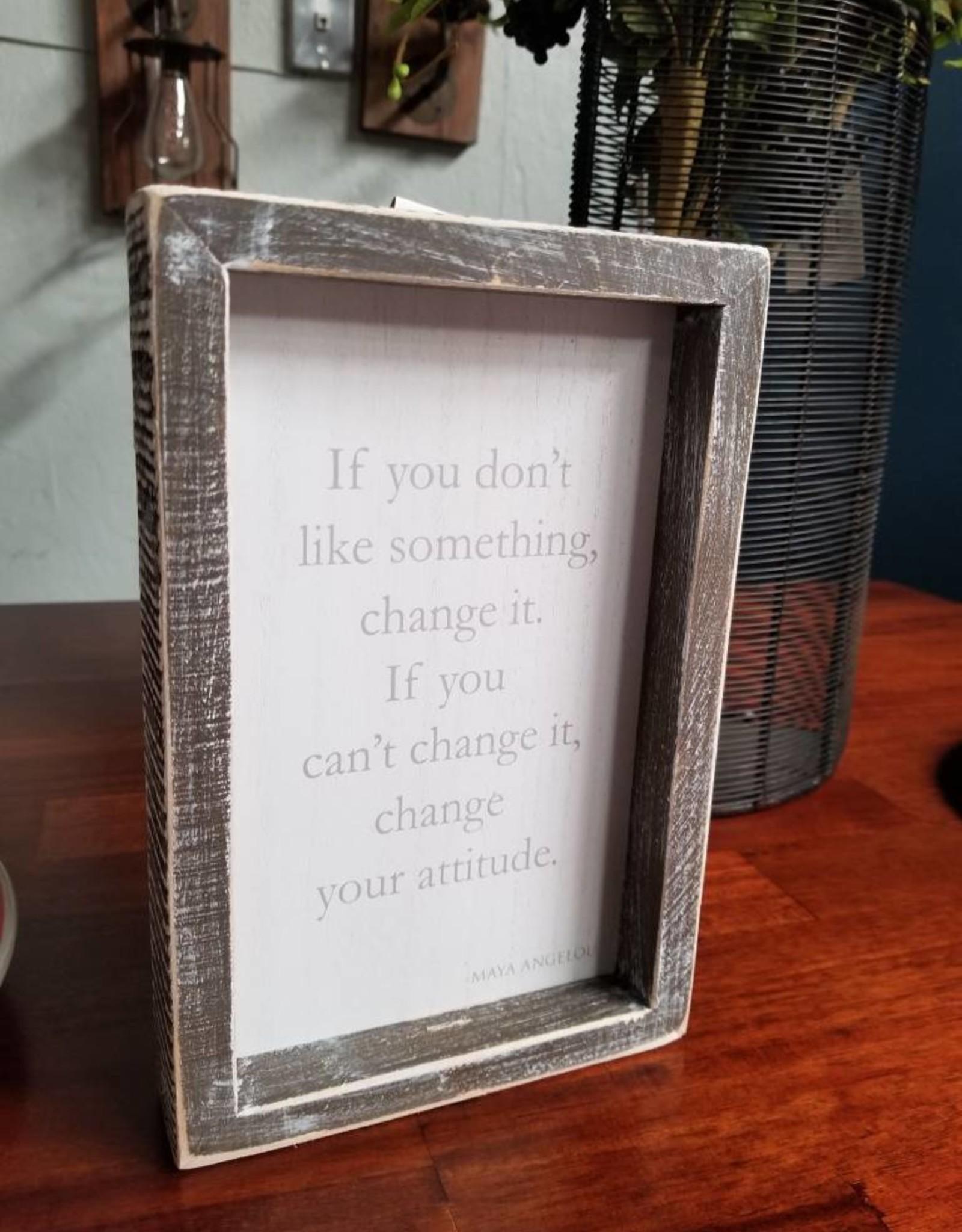 Adams & Co Change Attitude 5x8