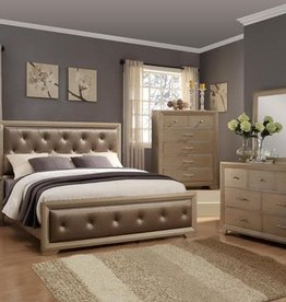 Crownmark B1700 Fontaine King Bedroom