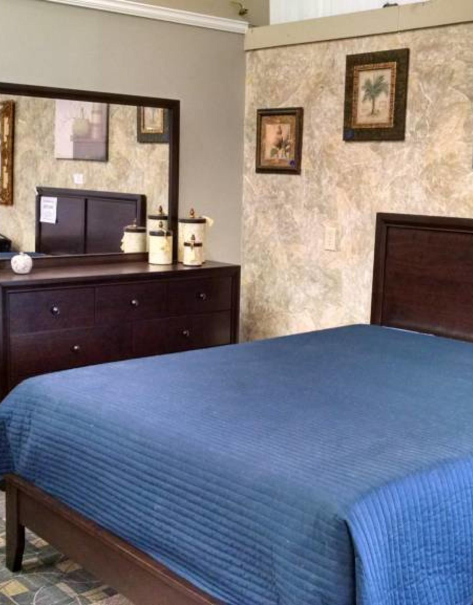 Crownmark Silva Silvia King Bedroom Set