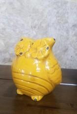 Crestview Ceramic Owl