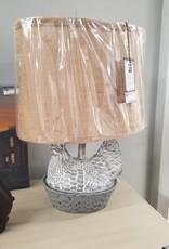 Crestview Hen in a Basket Lamp (Chicken)