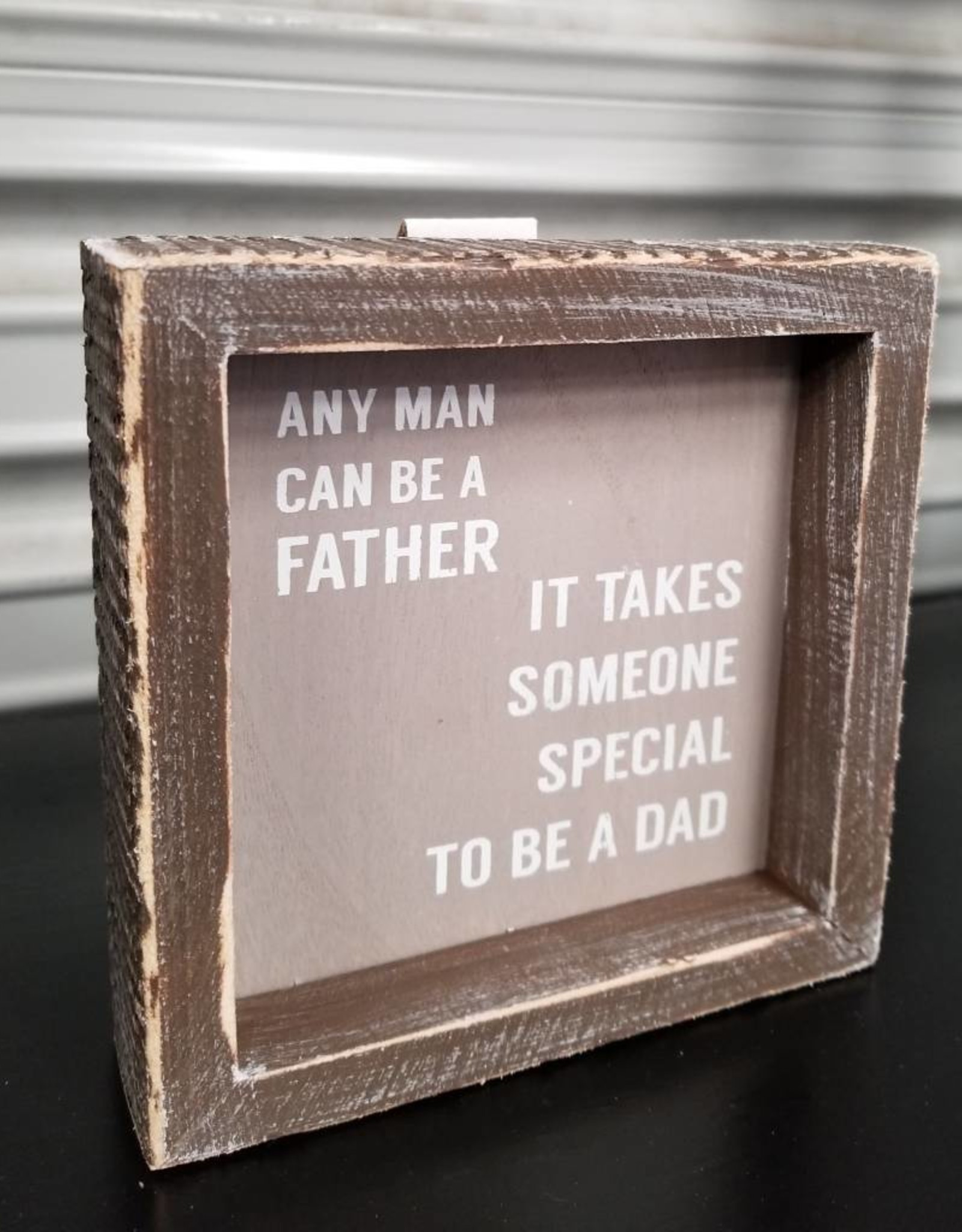 Adams & Co Any Man can Be Father...dad
