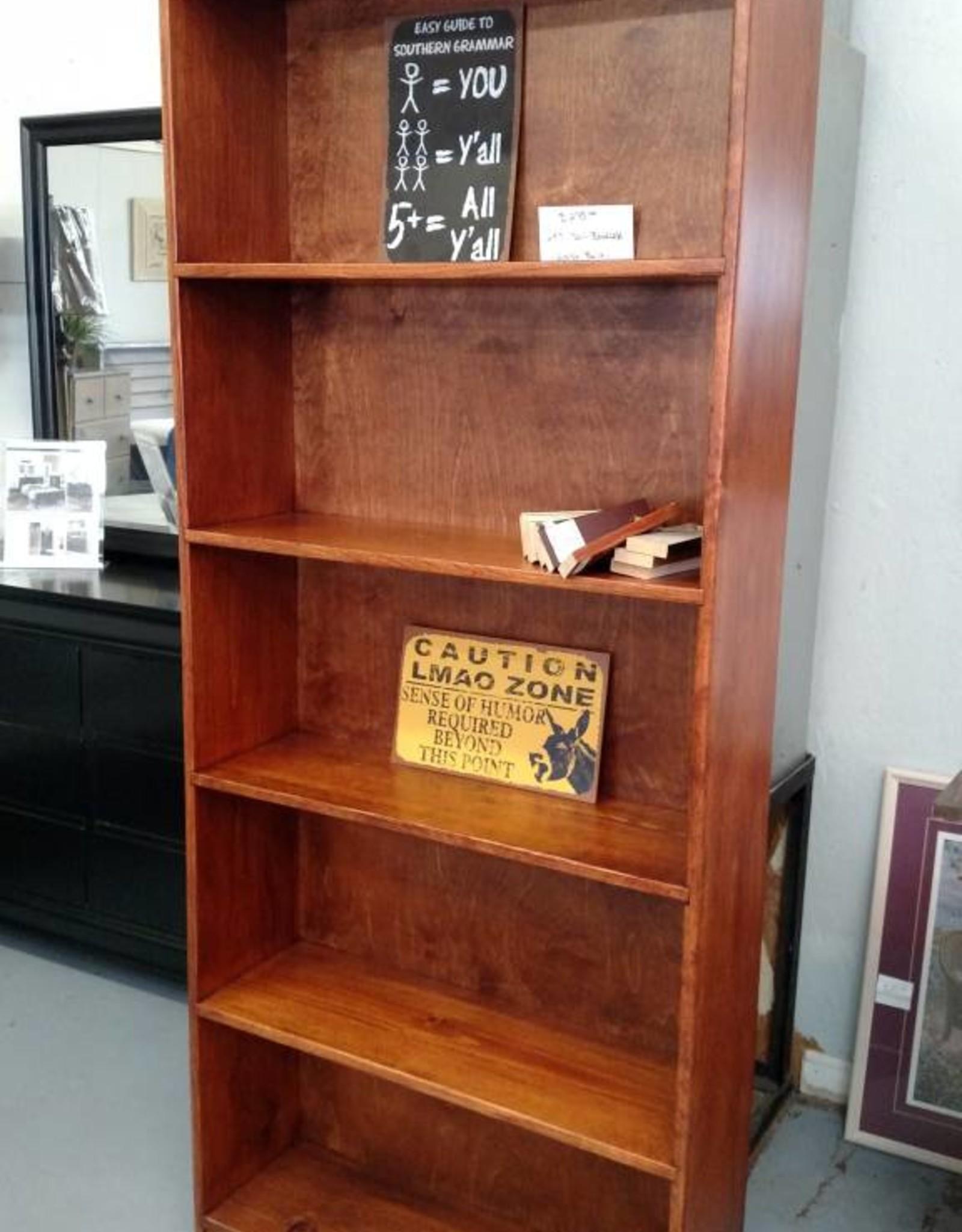 """Fighting Creek Amish 36"""" x 72"""" Shelf W/ Finish"""