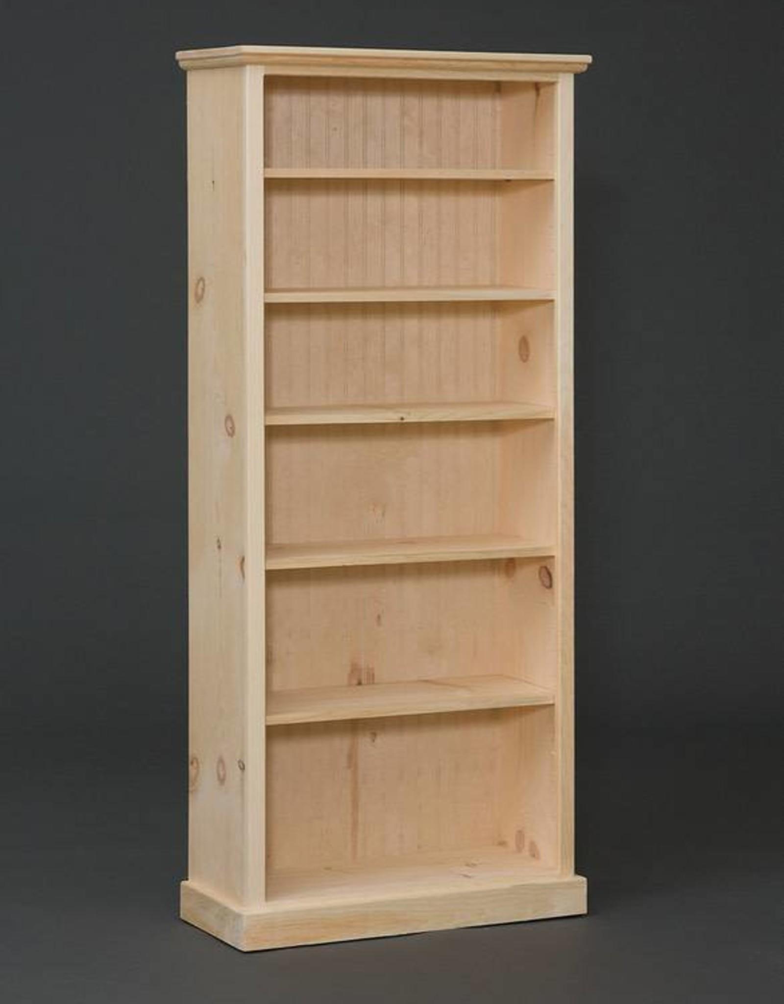 "Fighting Creek Amish 36"" x 72"" Shelf Unfinished"