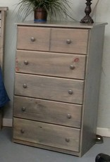 Fighting Creek Pine 5-Drawer Small Chest - w/ Stock Finish
