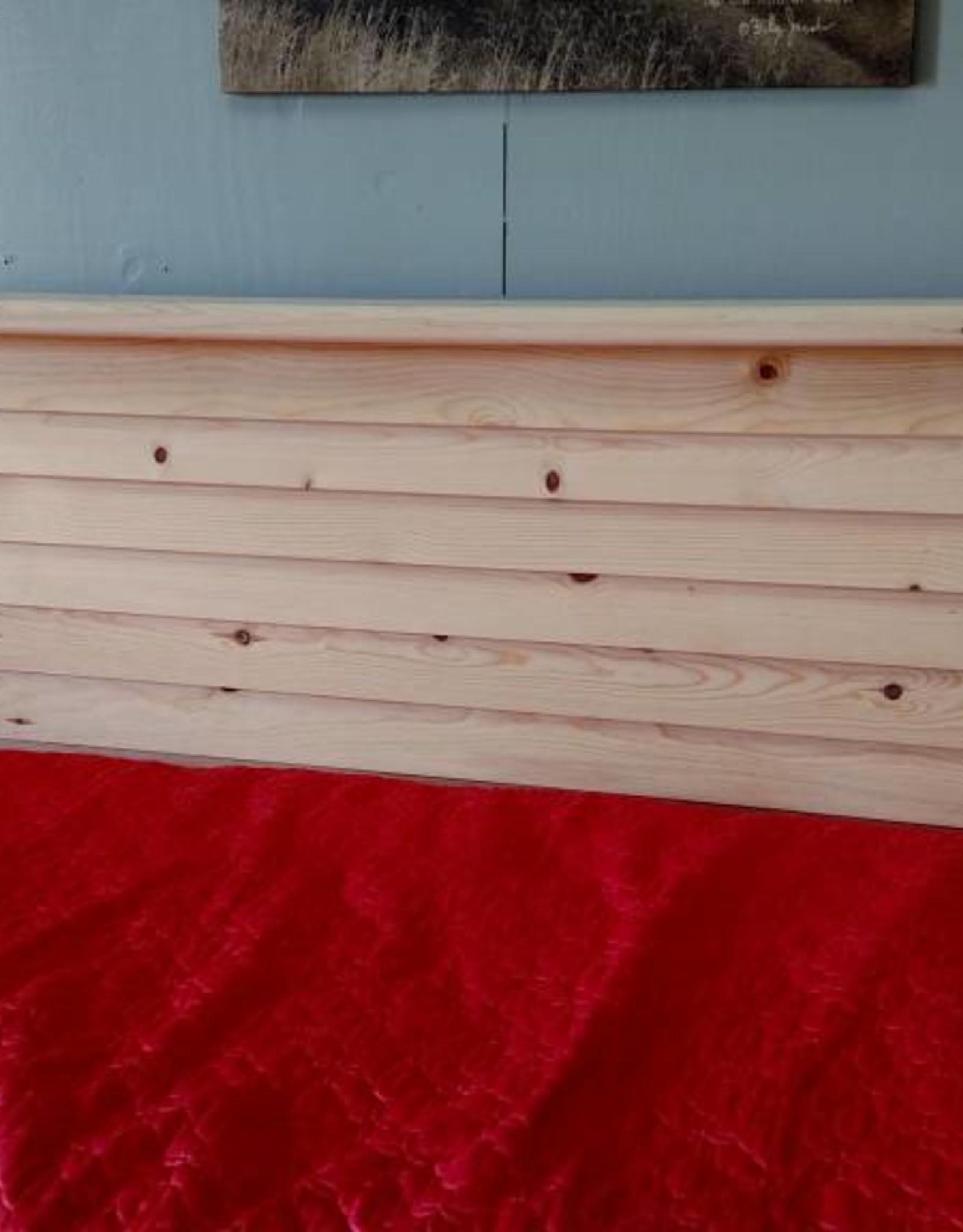 Bargain Bunks Plantation Style Bed