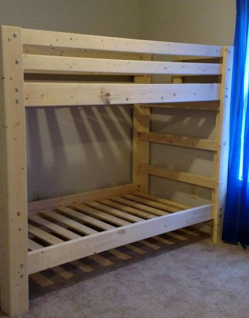 Traditional Bunk Bed Bargain Box And Bunks