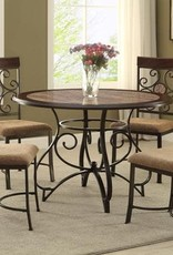 Crownmark Sarah Table with 4 chairs