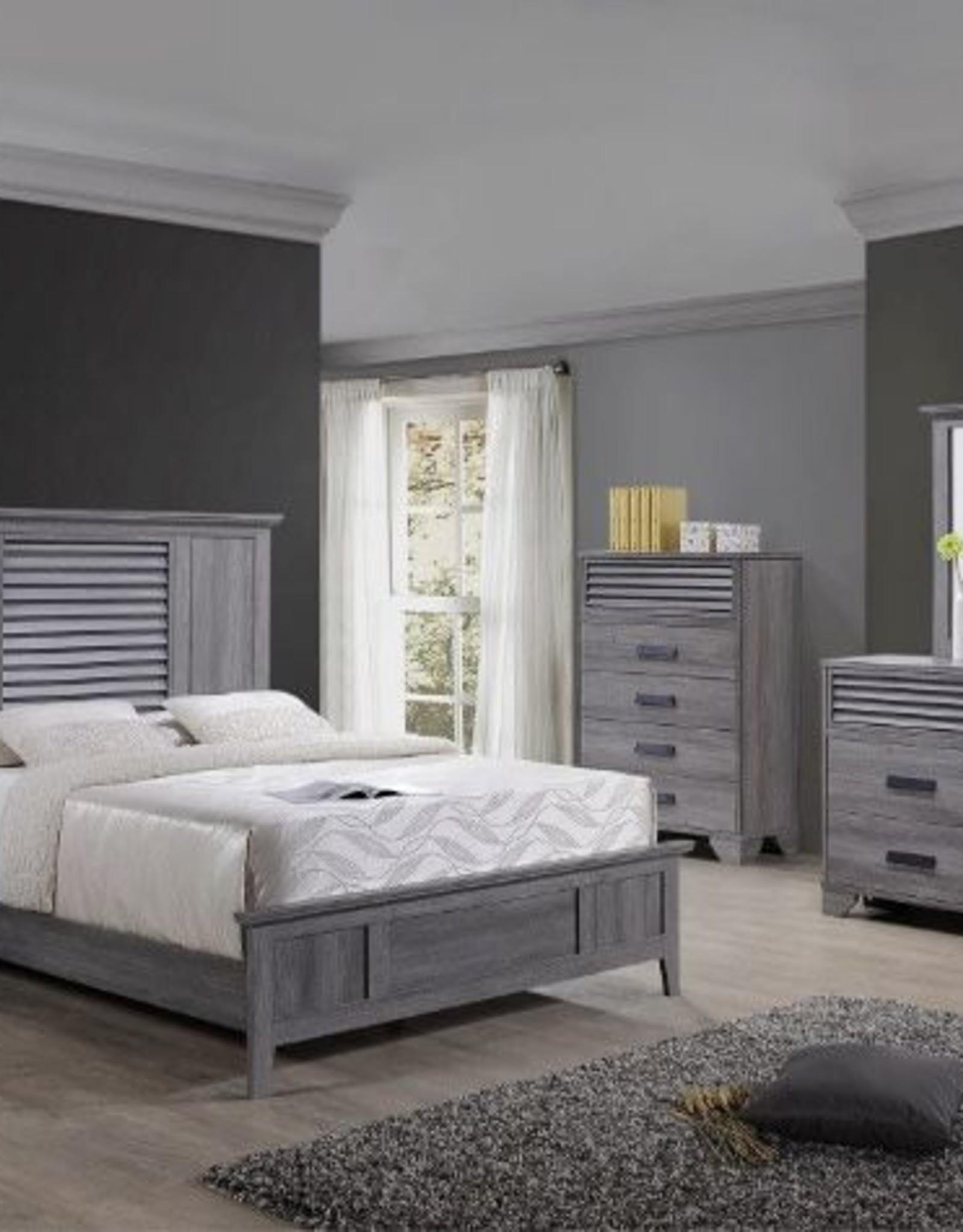 Sarter Seaside Bedroom Set King Size Bargain Box And Bunks