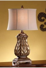 Crestview Versailles Table Lamp w/ Shade