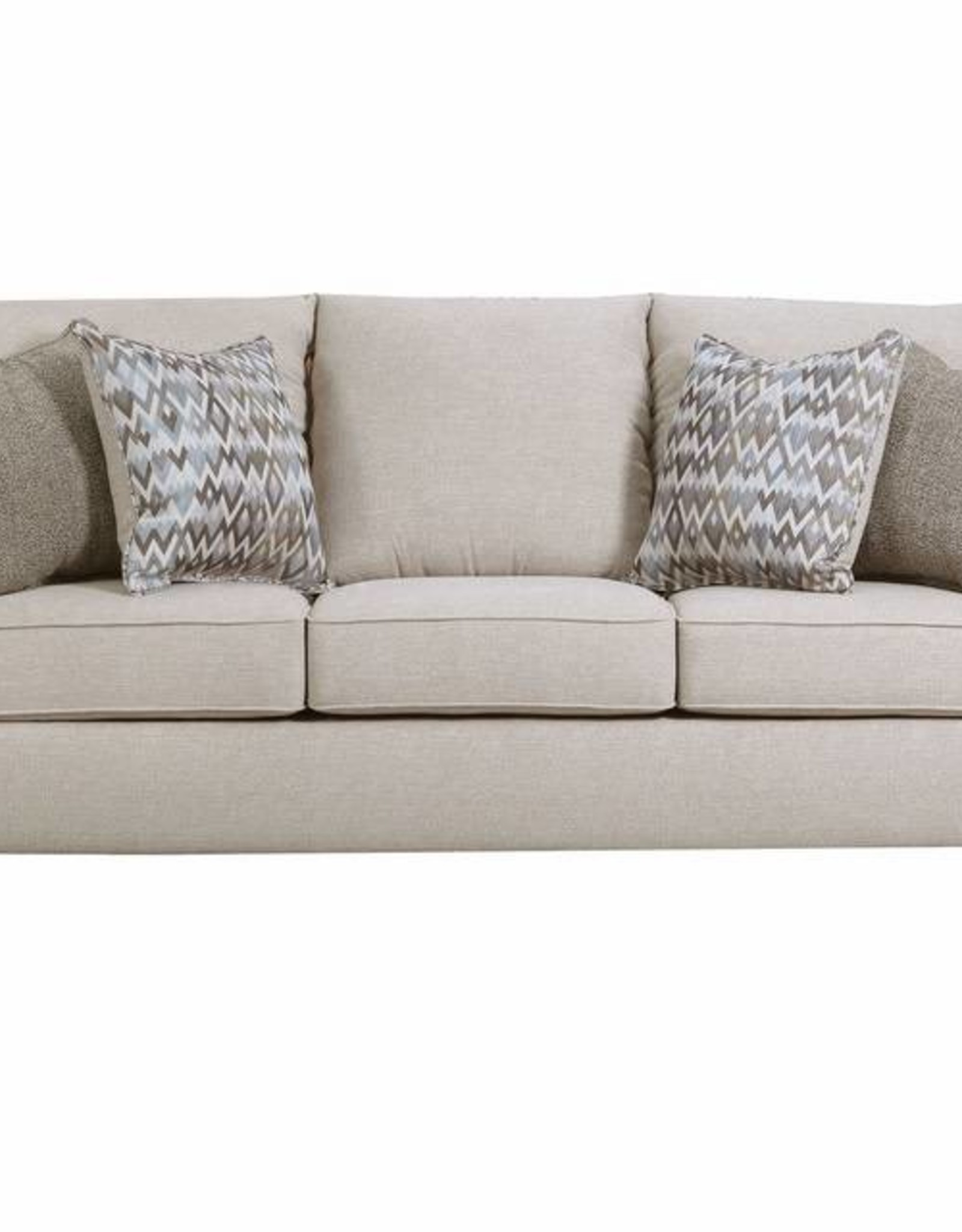 United Boston Linen Sofa
