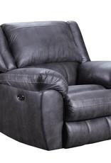 United Shiloh Granite rocker-recliner w/ Power