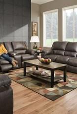 Lane Shiloh Granite Sofa, Loveseat and Power Rocker-Recliner