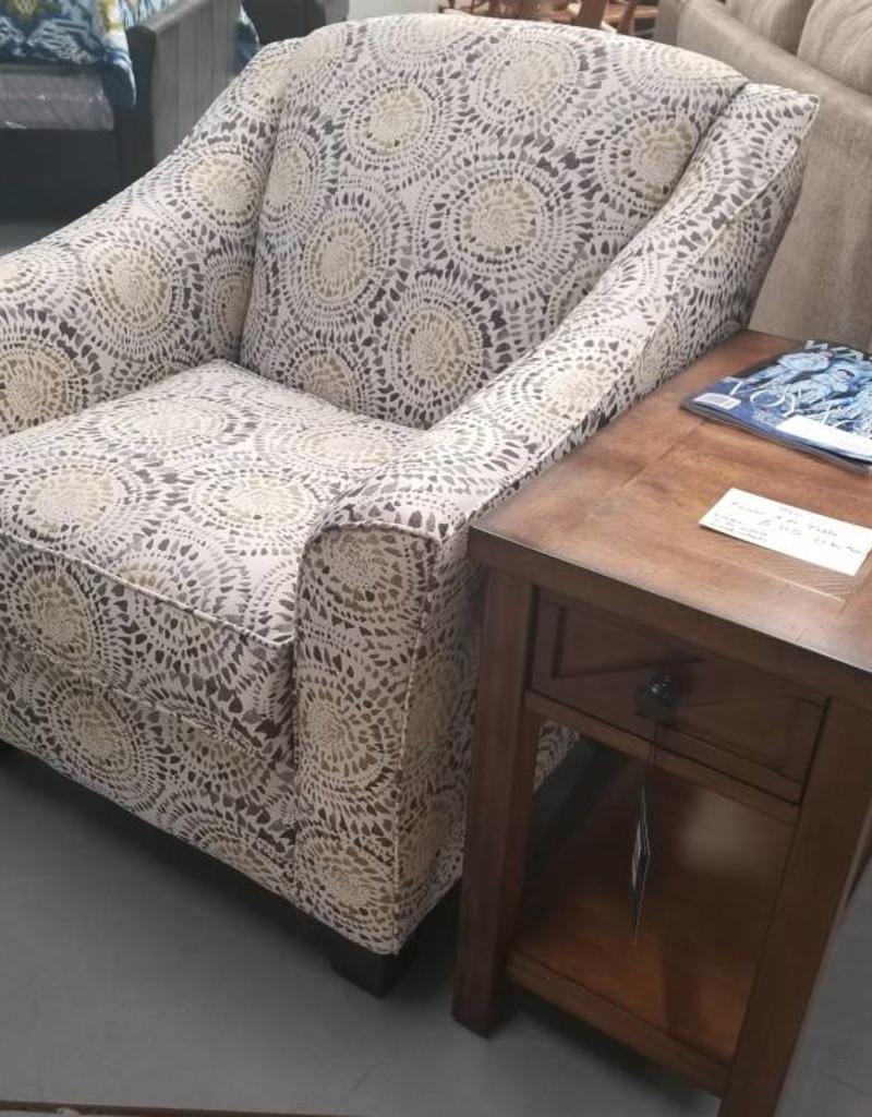 Antique Mosaic Accent Chair Bargain Box And Bunks