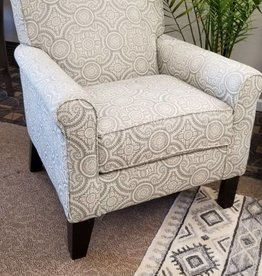 United Fable Dove Accent Chair