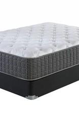 "Corsicana Kinley 715 Plush-Top 13"" Mattress Set - Queen size"