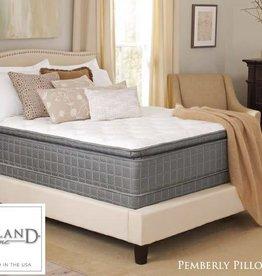 Corsicana Pemberly Tru-Cool Pillowtop Mattress only  - Queen Size