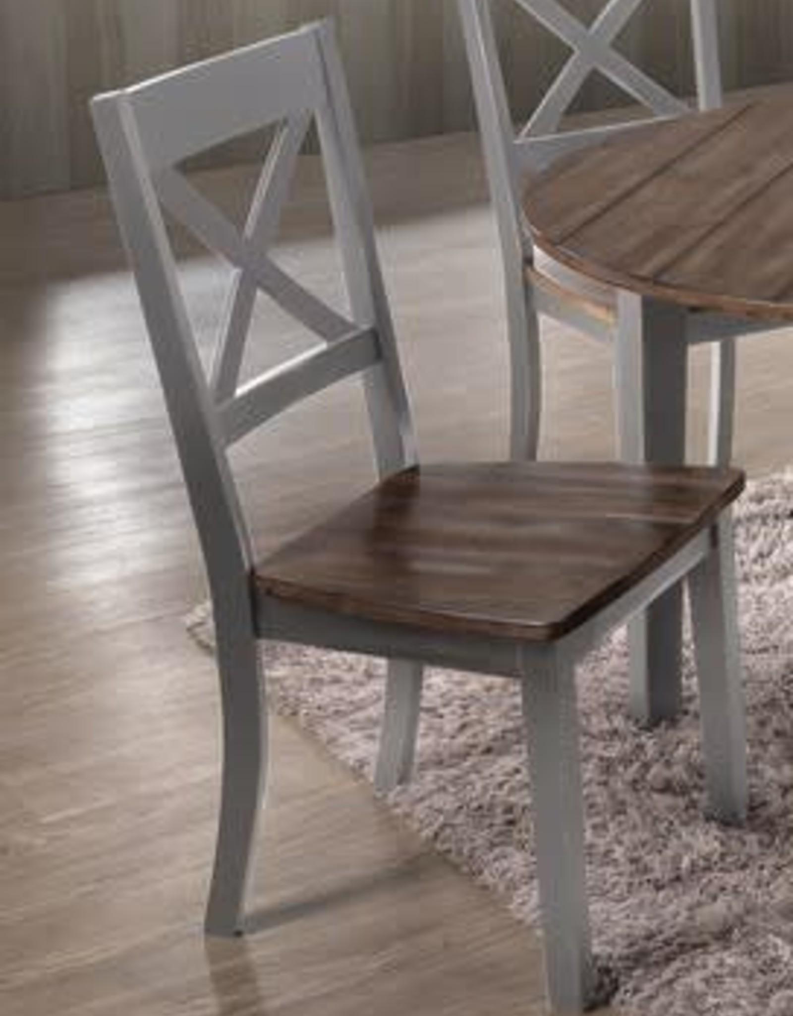 Lane A La Carte Dining Chair - Gray