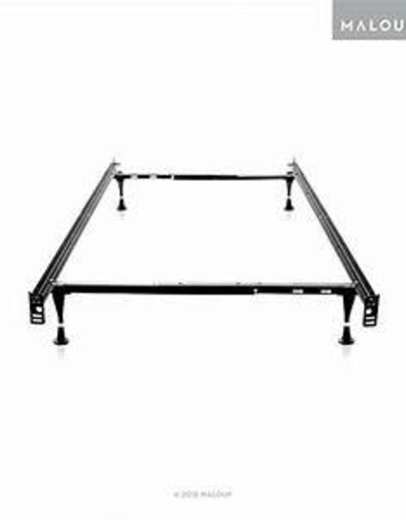 Corsicana Twin/Full Metal Adjustable Frame