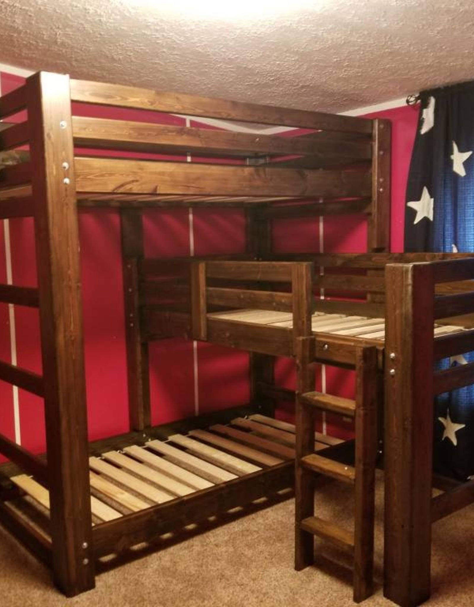 Bargain Bunks T-Shape Bunk Bed