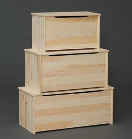 """Fighting Creek 60"""" Pine Box - Amish Built Unfinished"""