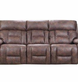 Lane Dorado Walnut Dual-Reclining Sofa - No Power
