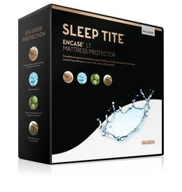Sleep Tite Encased LT Mattress Protector - Queen Size