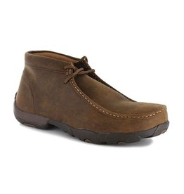 Twisted X MDMST01Steel Toe Driving Moc