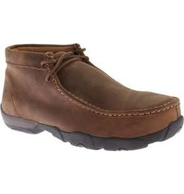 Twisted X MDMSM01<br /> Steel Toe Met Gaurd<br /> Driving Moc
