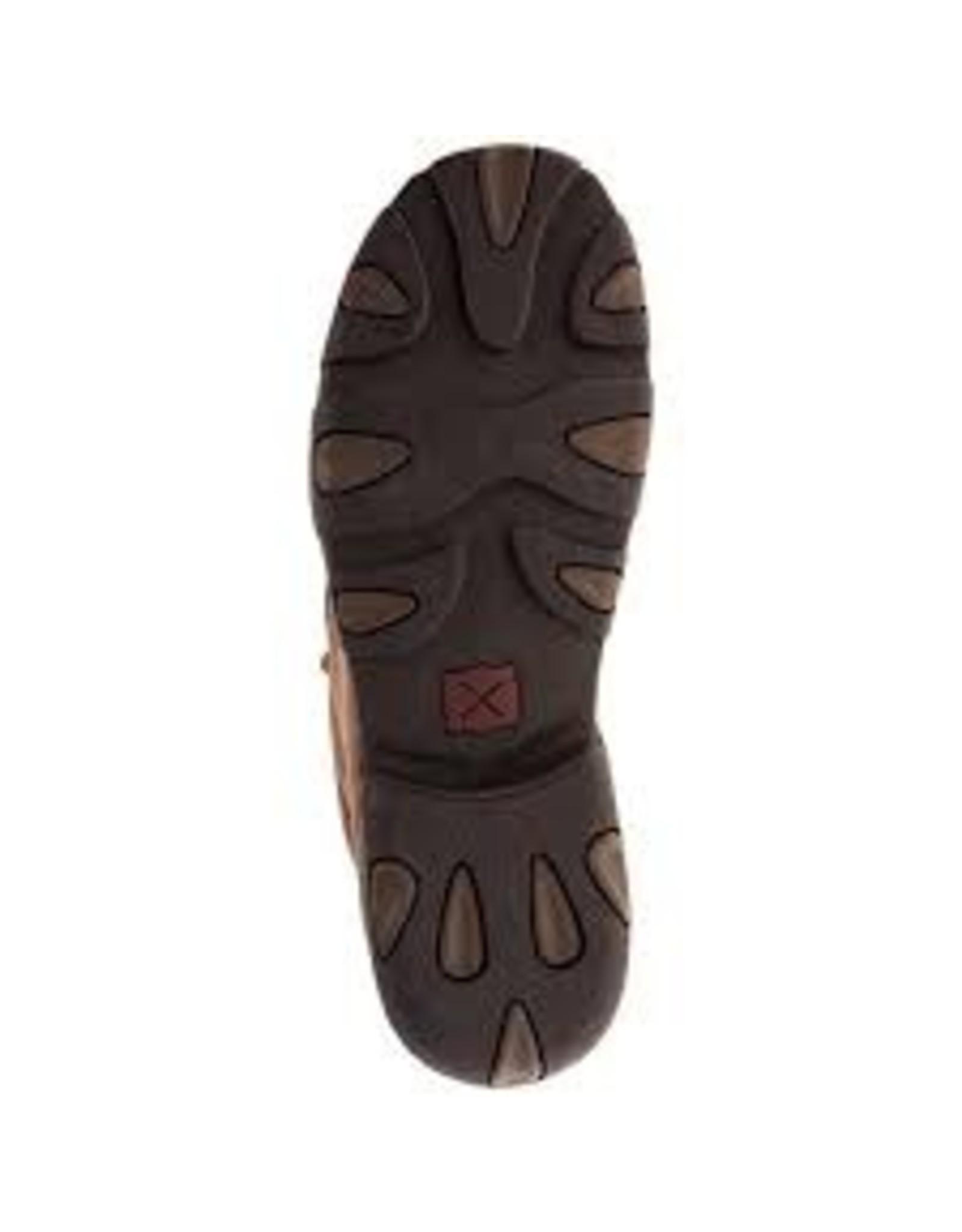 Twisted X MDMSM01<br /> Steel Toe Met Gaurd<br /> Driving Moc