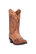 "Laredo 6765 Nash<br /> 12"" Antique Tan<br /> Snip Toe"