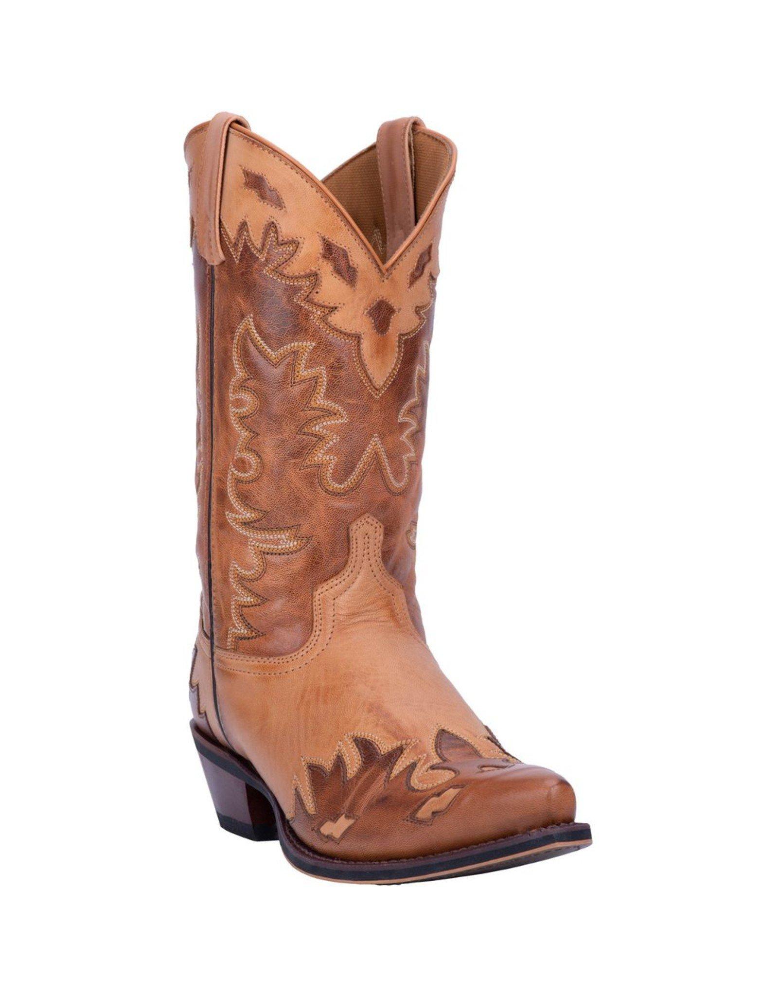 """Laredo 6765 Nash<br /> 12"""" Antique Tan<br /> Snip Toe"""