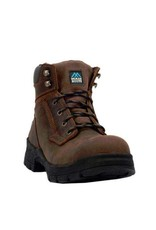 "McRae MR76364<br /> 6"" Brown Alloy Toe"