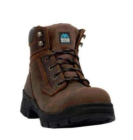 "McRae MR763646"" Brown Alloy Toe"