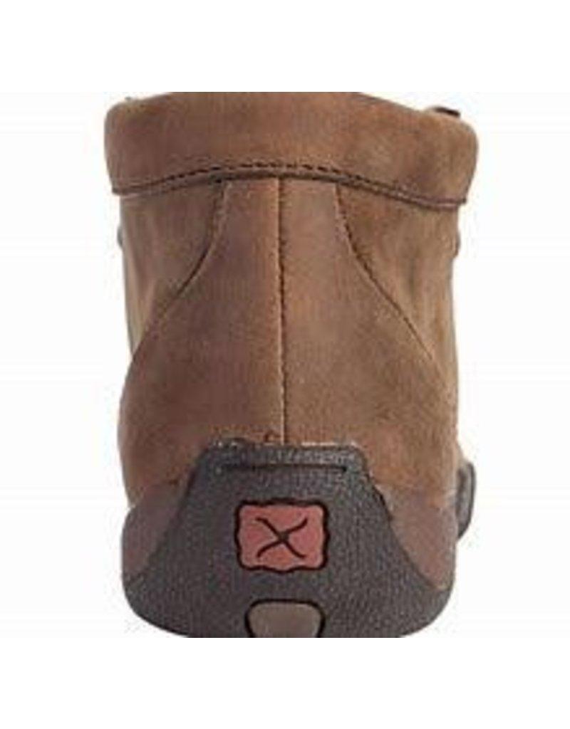 Boots-Women Twisted X WDMST01<br /> Wmn's Driving Moc Steel Toe