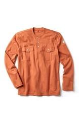 Tops-Men RASCO FR0613BO<br /> Utility Henley