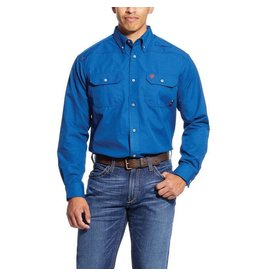 Tops-Men Ariat 10025428RB<br /> Featherlight Work Shirt