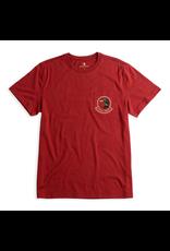 Tops-Men Duck Head D21005<br /> Badge Short-Sleeve T-Shirt