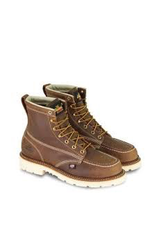 Thorogood 804-4375 <br /> 6″ Safety Moc Toe
