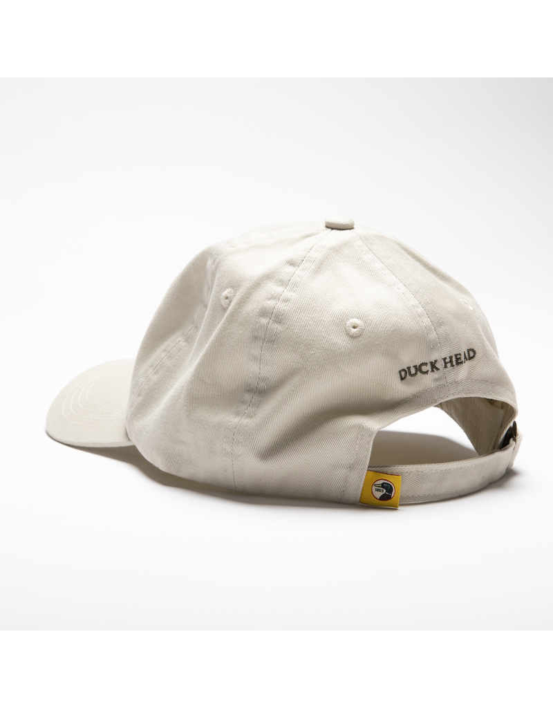 Hats DUCKHEAD D41006<br /> CIRCLE PATCH TWILL HAT