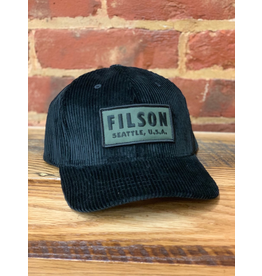 Hats Filson 20132781<br /> Cord Logger Patch Cap