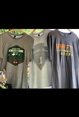 Tops-Men HEWLETT & DUNN<br /> Graphic T-Shirt Short Sleeve