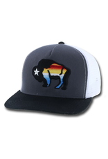 Hats Hooey 9421T<br /> Bison Trucker Cap