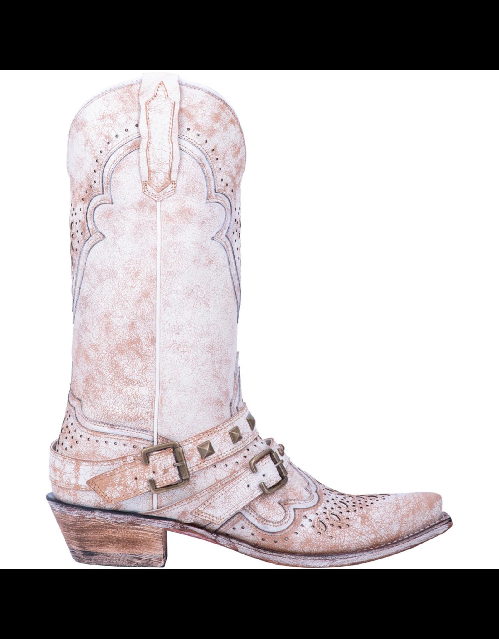 Boots-Women Dan Post DP4063<br /> RESTLESS LEATHER BOOT