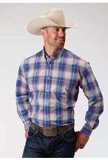 Tops-Men Roper 301-379-6072<br /> Amarillo Plaid