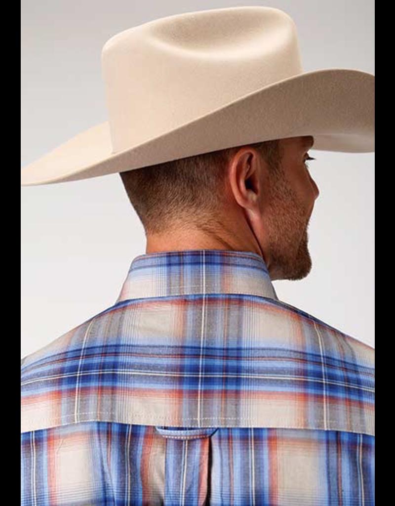 Tops-Men Roper 301-379-6072<br /> Amarillo Plaid
